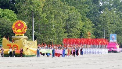按照胡志明主席思想建设一个属于人民、来自人民和为人民的国家 hinh anh 1