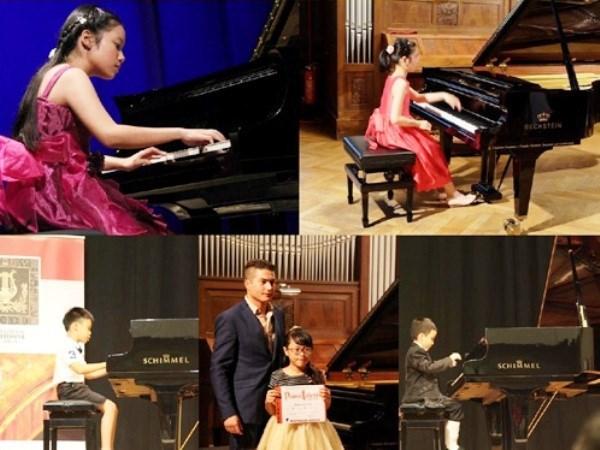 第三届河内国际钢琴比赛即将举行 hinh anh 1