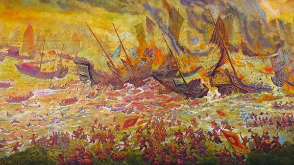 越南历史文化展在河内开展 hinh anh 1