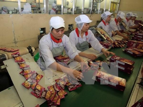 今年前8个月同奈省出口总额达近97亿美元 hinh anh 1