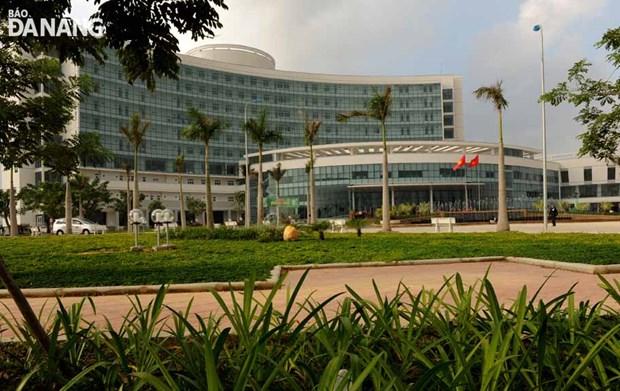 岘港市肿瘤医院正式成立 hinh anh 1