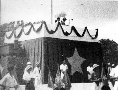 《独立宣言》—越南民族万世不变的渴望 hinh anh 1