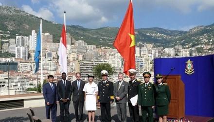 越南正式加入国际海道测量组织 hinh anh 1