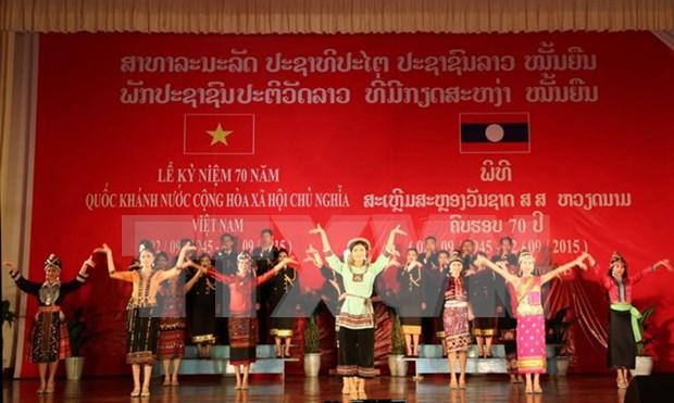 老刊密集报道越南八月革命胜利和国庆70周年的文章 hinh anh 1