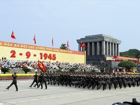 世界各国领导继续向越南党、国家、政府、国会领导人致国庆贺电 hinh anh 1