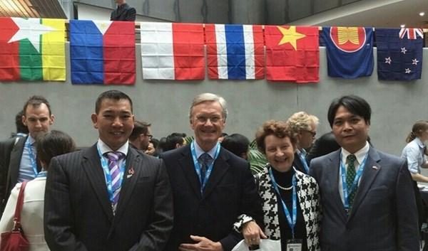 新西兰企业希望与东盟促进合作关系 hinh anh 1