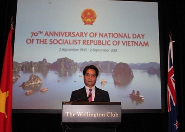 世界各国领导继续向越南党、国家、政府、国会领导人致国庆贺电 hinh anh 2