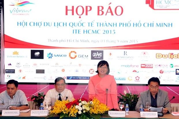 2015第11届胡志明市国际旅游博览会即将开展 hinh anh 1