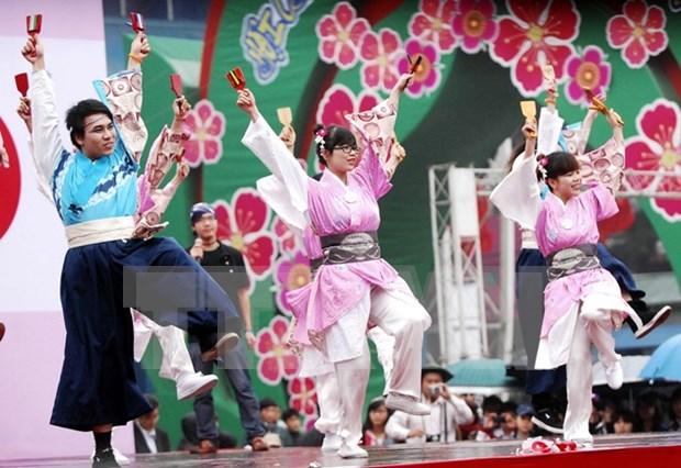 越日文化交流活动在得乐省举行 hinh anh 1