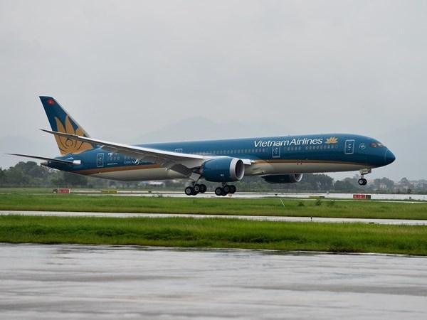 越航波音787梦幻客机开始执飞各条国际航线 hinh anh 1