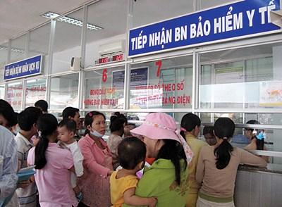 越南平顺省力争2015年底将医疗保险参保率达70% hinh anh 1