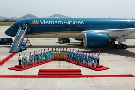 """越南航空总公司荣获Skytrax""""全球最杰出进步航空公司""""大奖 hinh anh 1"""
