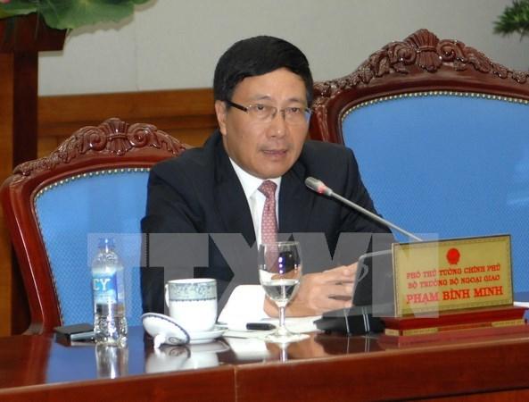 越南成立2017年APEC国家委员会2个小组 hinh anh 1