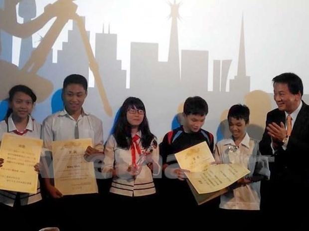 第九次越南学生影片制作比赛启动 hinh anh 1