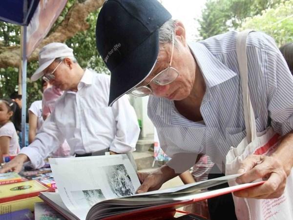 2015年第五届越南国际图书博览会即将召开 hinh anh 1