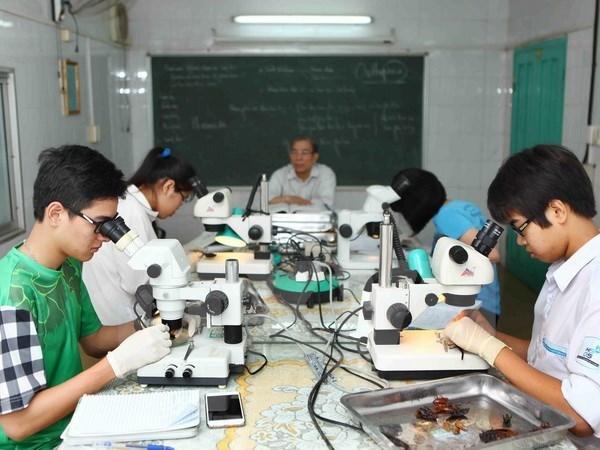 越南将承办2016年第27届国际生物奥林匹克竞赛 hinh anh 1