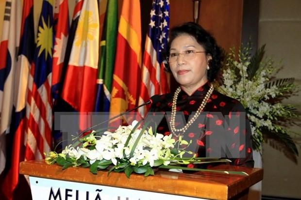 第七届亚太地区声援古巴大会在河内召开 hinh anh 1