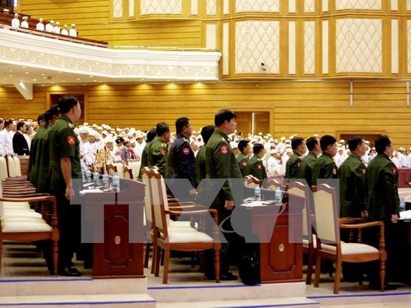 缅甸各政党启动大选竞选活动 hinh anh 1