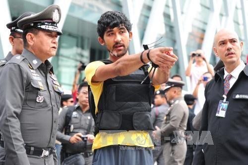 泰国警方确实曼谷爆炸案嫌犯是中国公民 hinh anh 1