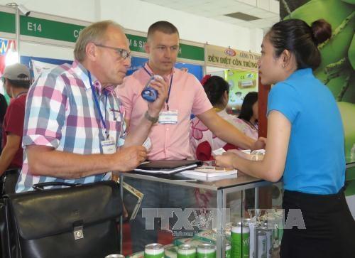 2015年食品饮料及包装机械国际展览会在胡志明市举办 hinh anh 2