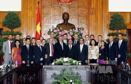 美国驻新加坡大使:越南是美国企业扩大对东盟投资规模的首选 hinh anh 1