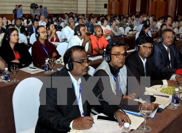 第七届亚太地区声援古巴大会通过《河内宣言》 hinh anh 1
