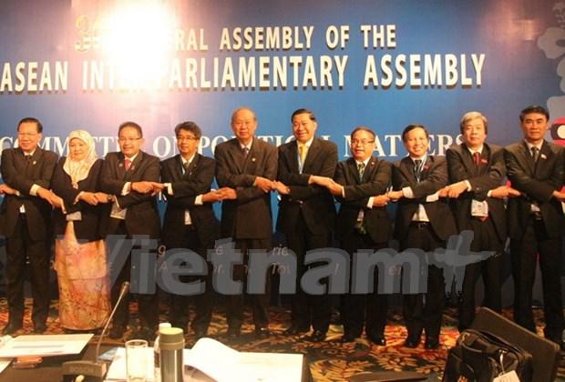 越南国家主席张晋创:AIPA已真正成为东盟的重要辅助机制 hinh anh 1