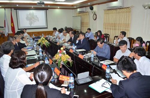 日本岐阜县企业代表团赴越南河南省了解投资环境 hinh anh 1