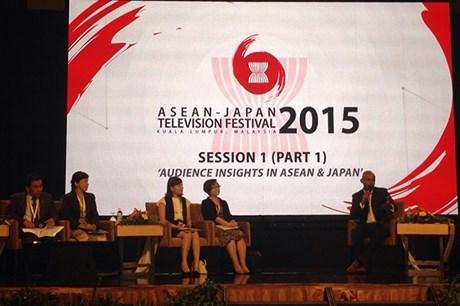 2015年东盟-日本电视节在马来西亚开幕 hinh anh 1