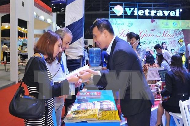 越南旅行社在2015胡志明市国际旅游博览会纷纷推出优惠活动 hinh anh 1