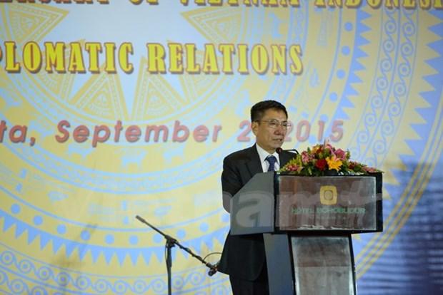 越南-印度尼西亚不断加强合作共谋发展 hinh anh 1