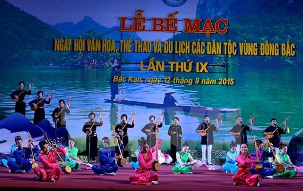 弘扬越南东北地区各民族特色文化 hinh anh 1