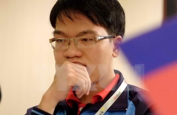2015国际象棋世界杯男子个人赛第一轮:越南棋手光廉和长山获胜 hinh anh 1