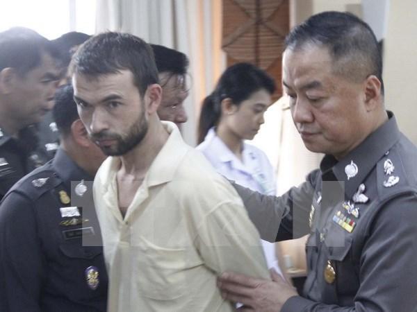 马来西亚警方逮捕3名曼谷爆炸案嫌犯 hinh anh 1