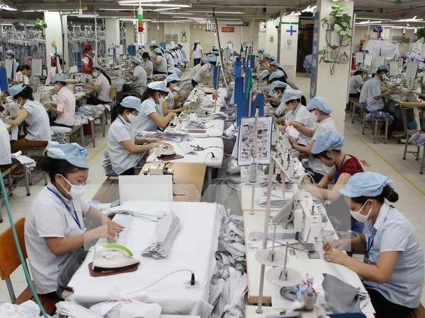 泰国企业对越南纺织品服装、鞋类产品投资 hinh anh 1