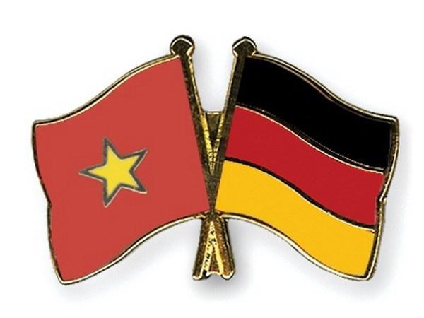 越德外交部副部长级战略协调小组第三次会议在德国举行 hinh anh 1