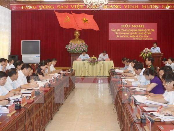 广泛征求民众对越共十二大文件草案的意见 hinh anh 1