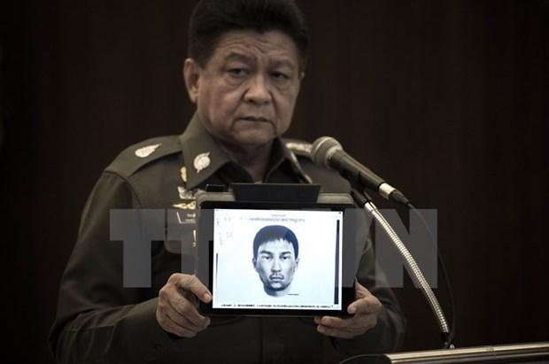 泰国警方指控维吾尔人与曼谷爆炸案有关 hinh anh 1
