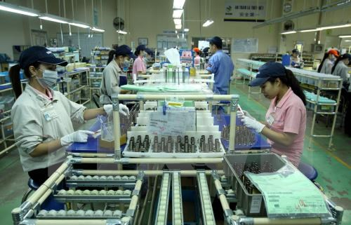 越印双边贸易赤字呈现下降态势 hinh anh 1