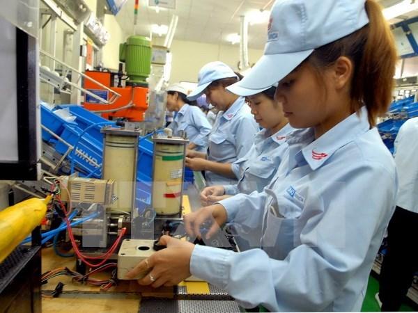 越南可成为世界新生产中心 hinh anh 1