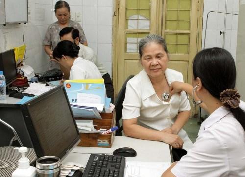 到2020年越南全国居民医保覆盖率超过84% hinh anh 1