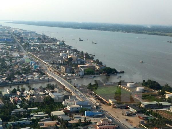 越南芹苴市努力发挥九龙江三角洲地区经济中心的作用 hinh anh 1