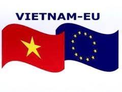 欧盟希望推动与越南合作关系更加蓬勃发展 hinh anh 1
