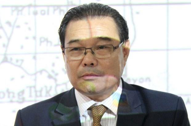 柬埔寨拒绝伪造越柬边界协议的参议员洪速华的保释申请 hinh anh 1
