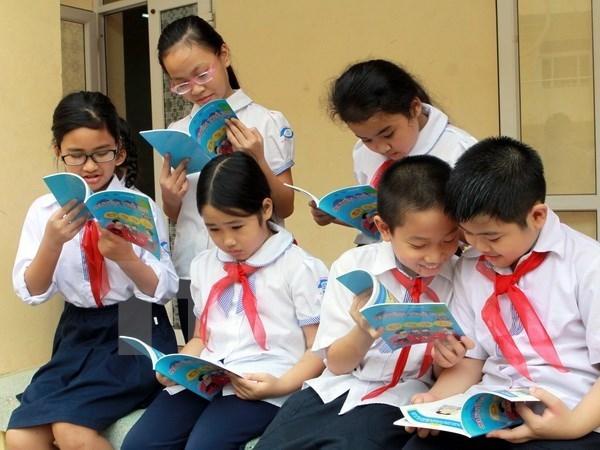 越南着力保护儿童权利 hinh anh 1