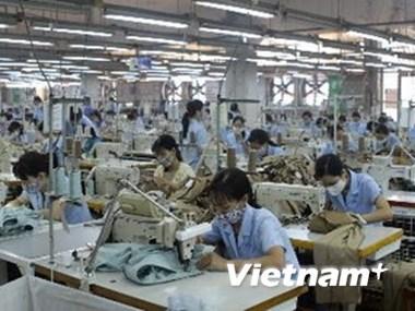 2015年国际服装博览会在胡志明市举行 hinh anh 1