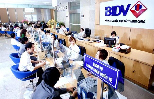 越南投资发展银行荣获越南银行最佳外汇服务奖 hinh anh 1