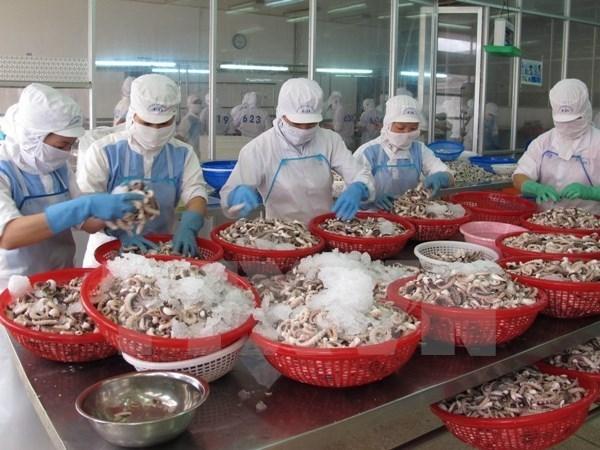 8月份越南贸易顺差达3.47亿美元 hinh anh 1