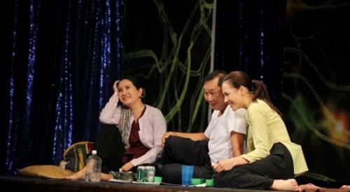 庆祝越南传统戏剧日:2014年传统戏剧奖正式颁奖 hinh anh 1