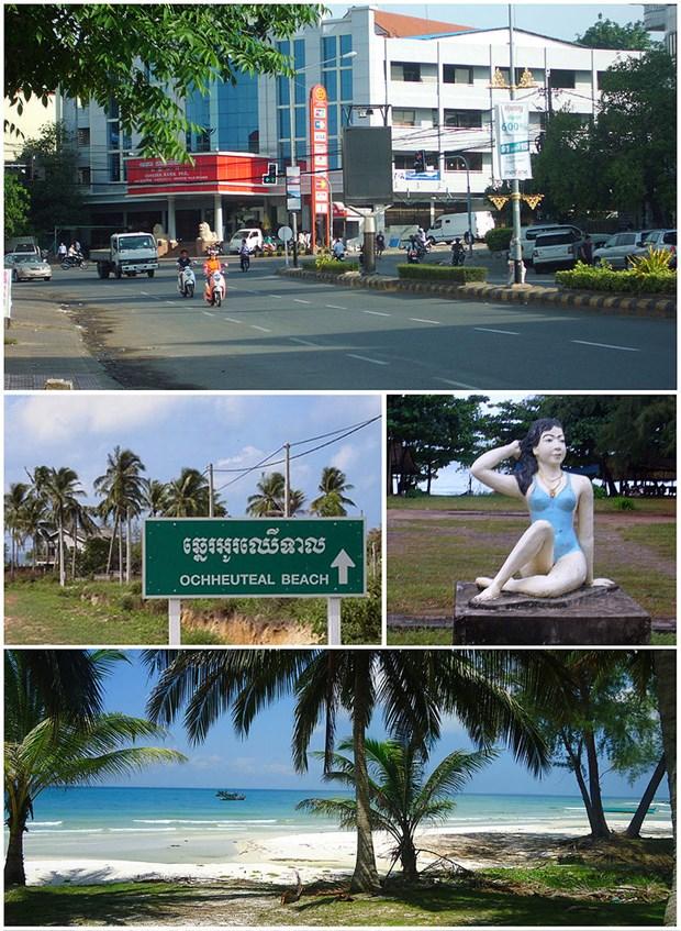柬埔寨在西哈努克省成立经济特区 hinh anh 1